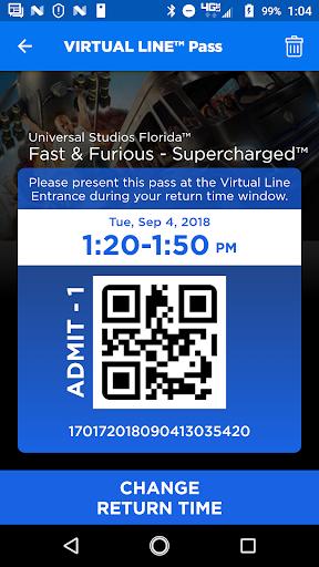 Universal Orlando Resortu2122 The Official App  screenshots 5