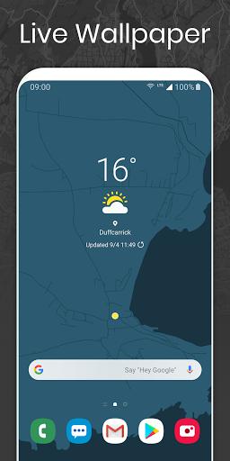 Cartogram - Live Map Wallpapers & Backgrounds modavailable screenshots 5