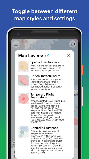 B4UFLY: Drone Safety & Airspace Awareness apktram screenshots 7