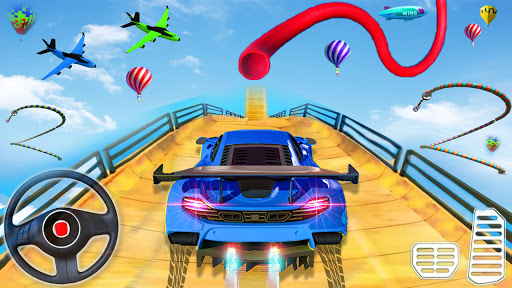 Ramp Car Stunts 3D- Mega Ramp Stunt Car Games 2021 1.2 screenshots 2