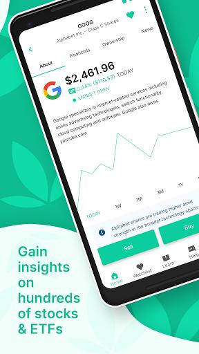 Bamboo: Invest. Trade. Earn. apktram screenshots 3