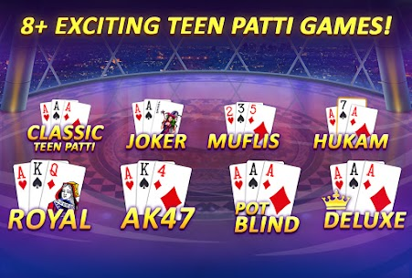 Teen Patti Gold – Indian Family Card Game 4