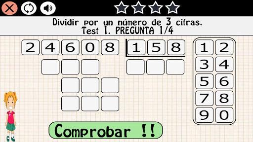 Matemu00e1ticas 10 au00f1os apkdebit screenshots 4
