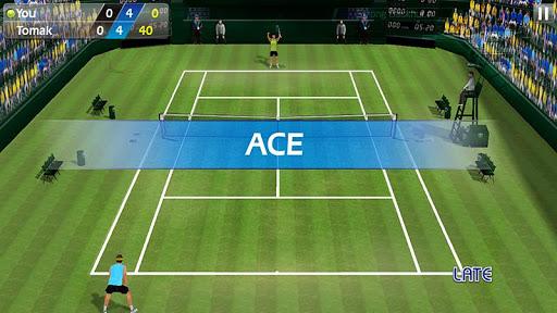3D Tennis screenshots 2