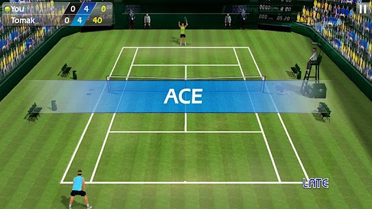 Fiske Tenisi 3D – Tennis Apk İndir 2