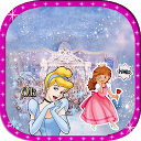 Girls princess Stickers for whatsapp