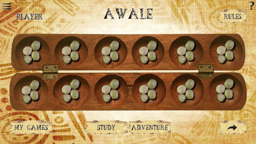 Awale Online - Oware Awari 4.5.6 screenshots 12