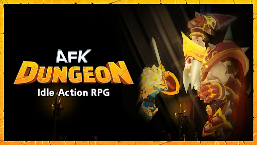 AFK Dungeon : Idle Action RPG android2mod screenshots 1