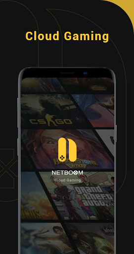 Netboom - Freely Play PC Games on your Phone 1.2.7.0 screenshots 1