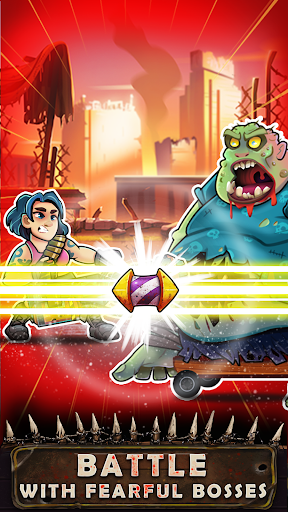 Zombie Blast - Match 3 Puzzle RPG Game 2.5.1 screenshots 3
