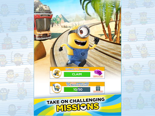 Minion Rush: Despicable Me Official Game 7.5.1d screenshots 15