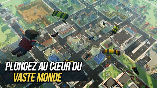 Télécharger Grand Battle Royale: Pixel FPS APK MOD (Astuce) screenshots 3