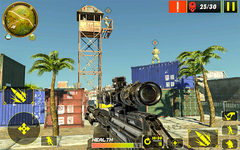 Ghost Hunter Shooter - Shooting Games 1.0 Screenshots 5