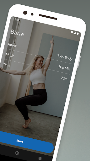 Barre | Ballet Workouts by Down Dog screenshots 3