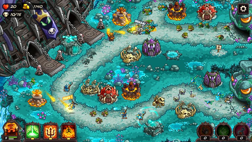 Kingdom Rush Vengeance - Tower Defense Game  poster 5