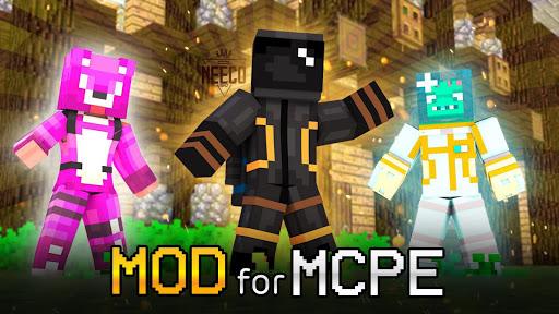 Epic Mods For MCPE  screenshots 14