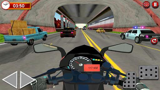 Superheroes Traffic Line Rider apkmr screenshots 5