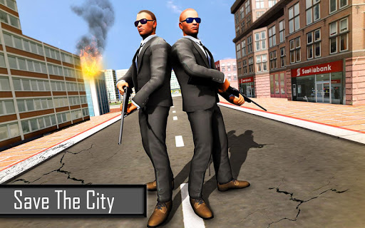 mafia city sniper shooter – elite gun shooting war screenshot 1