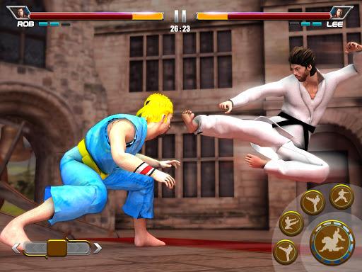 Karate Fighting 2020: Real Kung Fu Master Training apkmr screenshots 5