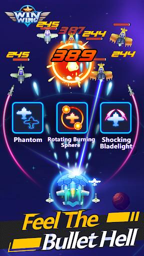 WinWing: Space Shooter 1.5.1 screenshots 2