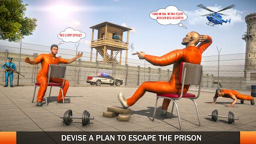 Grand Prison Escape Game 2021  screenshots 2