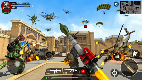 Real Commando Fps Shooting 1.11 Screenshots 14