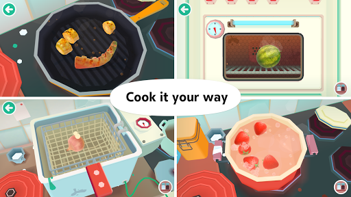 Toca Kitchen 2 1.2.3-play screenshots 8