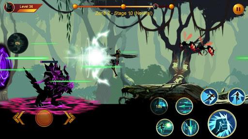 Shadow fighter 2: Shadow & ninja fighting games 1.19.1 Screenshots 5