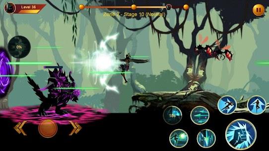 Shadow fighter 2  Shadow  ninja fighting games Apk Download NEW 2021 5