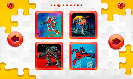 Kids Puzzles for Boys  screenshots 4