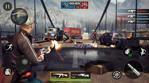 FPS Encounter Strike 2020: New Gun Shooting Games screenshots 17