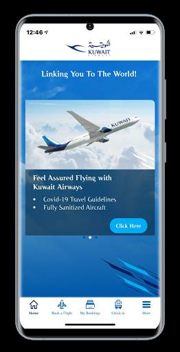 Kuwait Airways screenshots 3