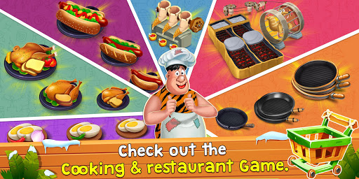 Cooking Madness: Restaurant Chef Ice Age Game screenshots 2