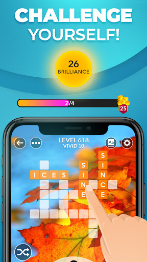 Wordscapes 1.11.0 screenshots 8
