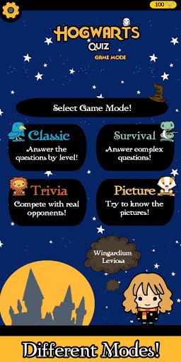 Quiz for Hogwarts HP screenshots 2