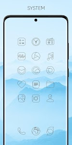 Vera Outline Black - Black linear icons 4.1 (Patched)