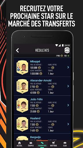 EA SPORTS™ FIFA 21 Companion APK MOD (Astuce) screenshots 5