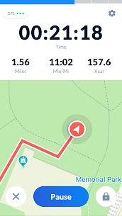 Step Tracker – Pedometer Free & Calorie Tracker 2