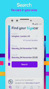 hiyacar – Peer to Peer Car Hire in London & the UK 2.31.0