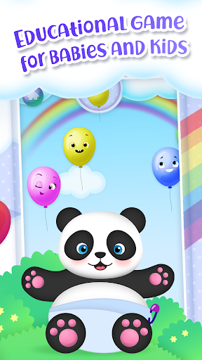Baby Balloons pop apklade screenshots 2