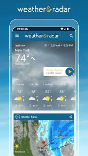 Weather & Radar – Storm alerts 1
