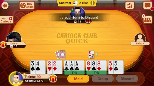 Carioca Club: Loba by makers of Ludo Club 6.04 screenshots 1