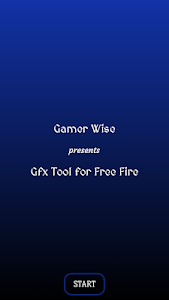 GFX TOOL FOR FREE FIRE 1.0