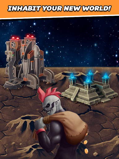 Code Triche Evostar: Legendary Warrior RPG APK MOD (Astuce) screenshots 1