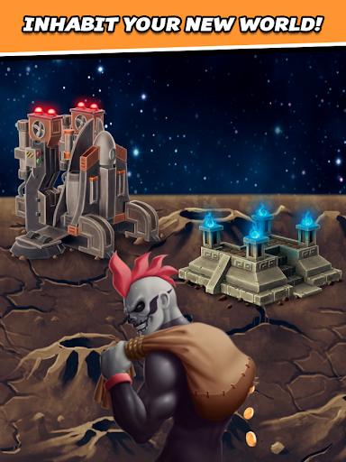 Code Triche Evostar: Legendary Warrior RPG APK Mod screenshots 1