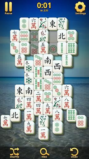 Mahjong Solitaire Classic : Tile Match Puzzle 2.1.16 screenshots 5