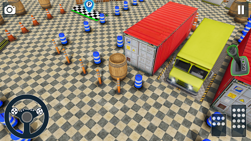 New Truck Parking 2020: Hard PvP Car Parking Games 1.6.6 screenshots 24