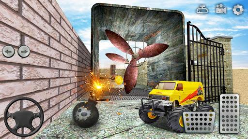 Monster Truck Maze Driving 2020: 3D RC Truck Games  screenshots 6