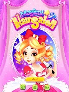 Magical Hair Salon: Girl For Pc – Windows 7, 8, 10 & Mac – Free Download 1