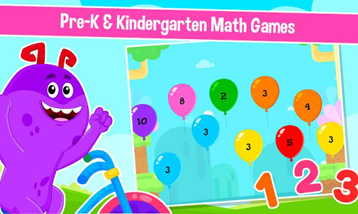 Learn 123 Numbers Counting for Kids Math Games  screenshots 2